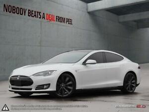2015 Tesla Model S 85D Autopilot, 21Whls, Sunroof, Rear Bucket S
