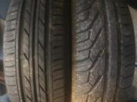 4x 175/65/14 tyres (£30 for all)