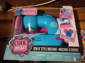 Brand new child sewing machine