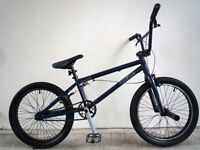 "(2226) 20"" 20.25""TT MONGOOSE BMX STUNT BIKE BICYCLE Age: 9+ Height: 136-173cm"