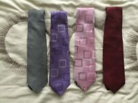 Assortment of 30 Mens Silk Ties