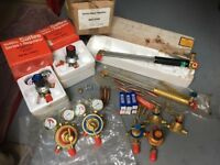 Oxy / Acetylene cutting equipment - unused