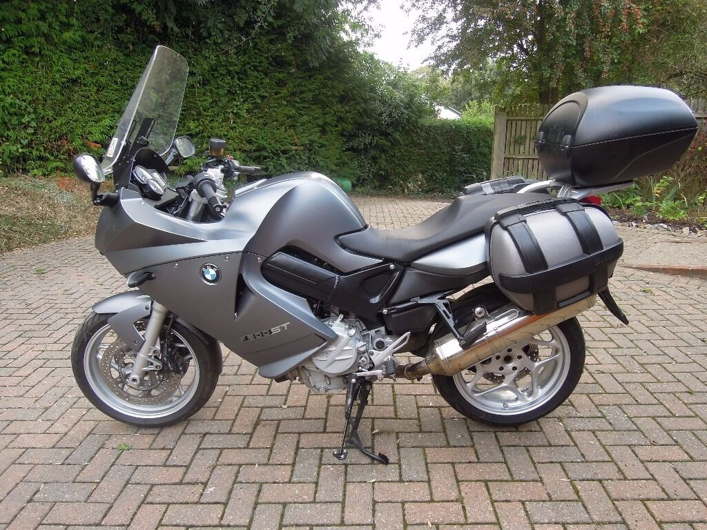 2007 bmw f800 st f800st sports tourer full spec machine with lots of extras in ipswich. Black Bedroom Furniture Sets. Home Design Ideas