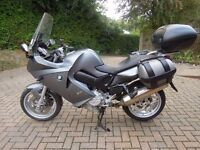 2007 BMW F800 ST F800ST Sports Tourer Full spec machine with lots of extras