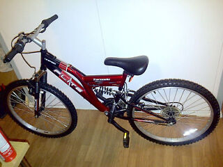 selling a boys bike only used once practically brand new with 24 inch wheels