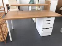 IKEA desk wooden