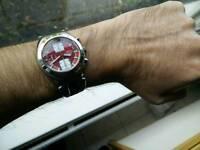 Aka chronograph retro watch