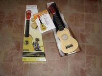 IDEAL XMAS PRESENT -BOXED UKELELE MARTIN SMITH SUPRANO AS NEW