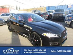 2014 Jaguar XF 3.0L/SUPERCHARGED/AWD