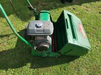 Large Petrol Cylinder Lawnmower