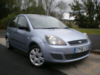 Ford Fiesta 1.25 Style 5dr Hatchback Manual * FULL S/H *12 MONTHS MOT * 3 Months WARRANTY