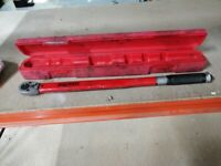 Teng tools torque wrench