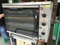 NEW CONVECTION FAN OVEN CATERING COMMERCIAL FAST FOOD RESTAURANT BAKERY PATISSERIE PERI PERI SHOP