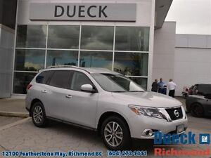 2016 Nissan Pathfinder Accident Free