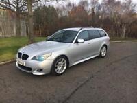 2005/05 BMW 530D✅M-SPORT✅AUTO 220BHP✅GOOD MILES✅CHEAPEST 530 TOURER