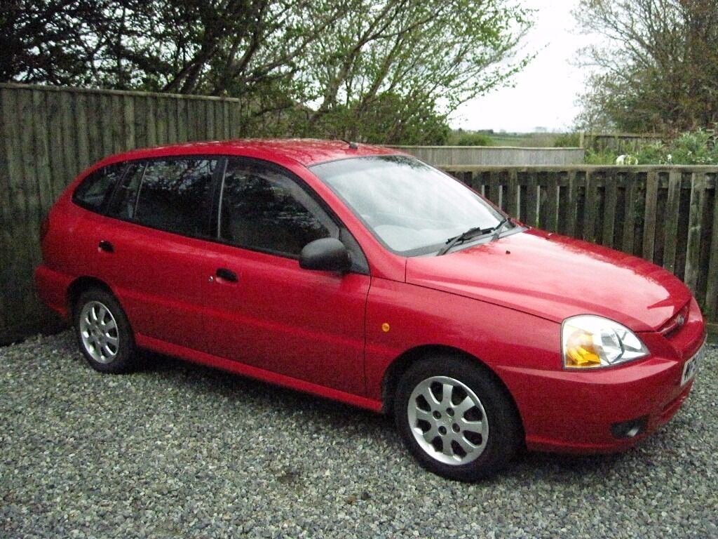 Kia rio ice 2003 62k milage good runner mot till july 2017