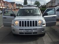 JEEP PATRIOT LIMITED STATION 2.4