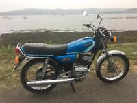 Yamaha RXS100