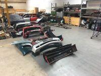 BREAKING PARTS SPARES - BMW E36 & E46 3 series - E34 Doors Bumpers Bonnets Window Bootlids