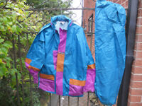 BERGHAUS COAT AND PANTS XXL