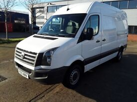 VW CRAFTER MWB CR35 TDI, NO VAT.