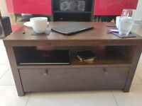 Coffee table with storage from Next