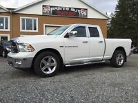2012 Ram 1500 DODGE RAM 1500 Big Horn 2012 4X4