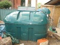 Fuel tank 2.500 liters [bunded