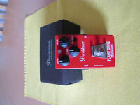 """Providence """"Flame Drive"""" Overdrive Pedal."""