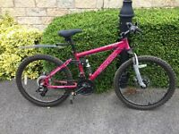 Teenage girls bike - great condition, just needs a little clean and it is perfect for a new owner!