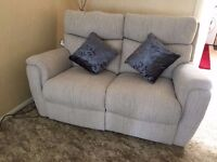 SCS brand new (1 week old) La-z-boy 2 seater power recliner sofa from a smoke and pet free home.