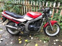 Suzuki gs 500 gs500 project bike spares or Px repair