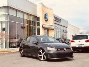 2015 Volkswagen Golf GTI 5-Door Autobahn // NOUVEL ARRIVAGE(R)