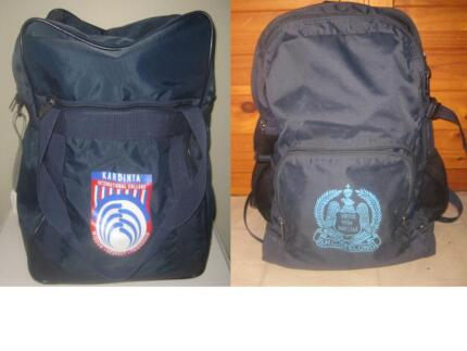 School Bags, Kardinia, Sacred Heart College $20.00 ea Newtown Geelong ...