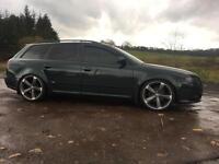 Audi A4 SLine avant 2lt tdi