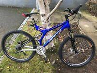 Specialized FSR XC StuntJumper Mountain Bike