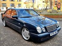 mercedes e320 3.2 v6 auto elegance full Amg Body Kit individual rare colour
