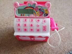 My little pony cash register