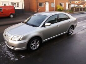 Toyota Avensis d4d tx3 for sale, genuine reason for sale