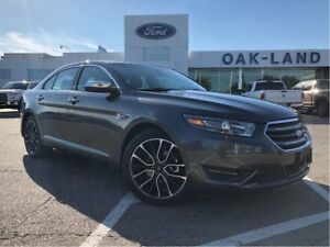 2017 Ford Taurus Limited,Awd,Ext Warranty Inc+Fin From 1.9%!!