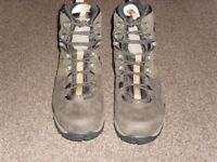 The north face verbera GTX hiking boots