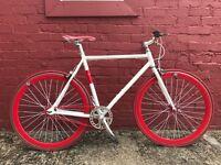 fixie bike / single speed bike