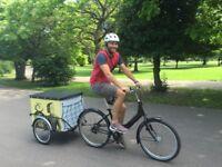 Bike Pashley Mailstar & Trailers set