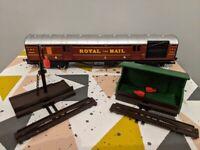 Hornby 00 Gauge model train rolling stock