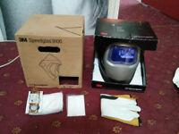 3M Speedglass 9100XX welding helmet