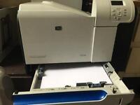 HP Color Laserjet CP3525n (used)