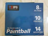 Paintball 10 ticket + free 1000 ball