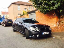 Mercedes E250 CDI AMG BlueEfficency
