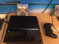 Sony PS4 1TB with Black Ops III & 1 Controller