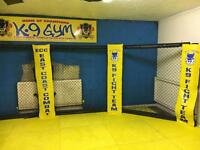 MMA Half Cage /Training Cage
